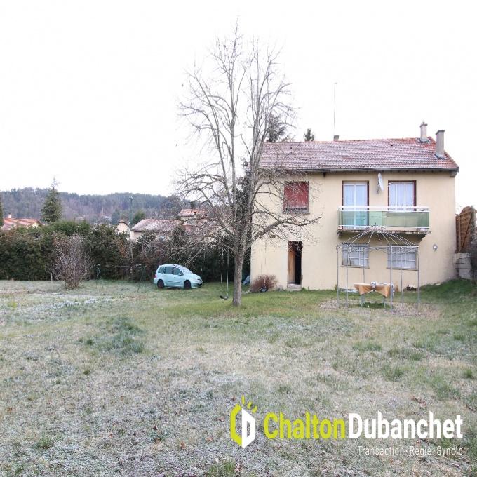 Offres de vente Maison Rozier-en-Donzy (42810)