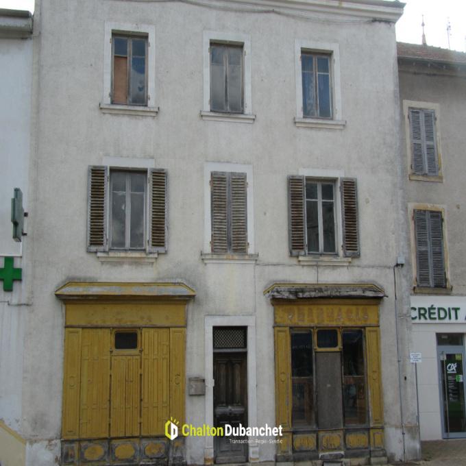 Offres de vente Immeuble belmont de la loire (42670)