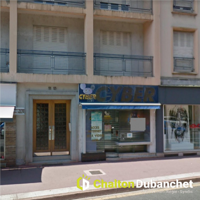 Vente Immobilier Professionnel Local commercial roanne (42300)