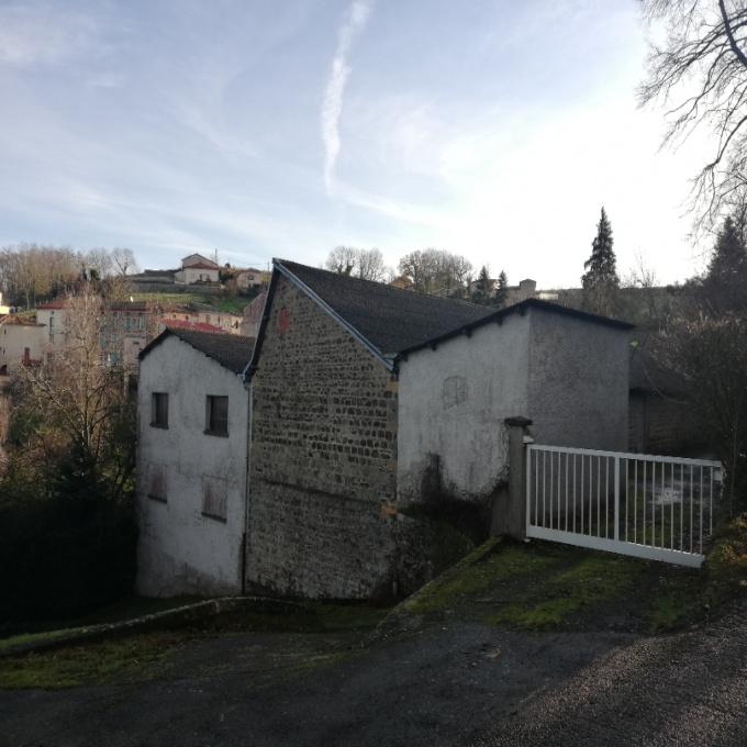 Vente Immobilier Professionnel Entrepôt Sainte-Colombe-sur-Gand (42540)